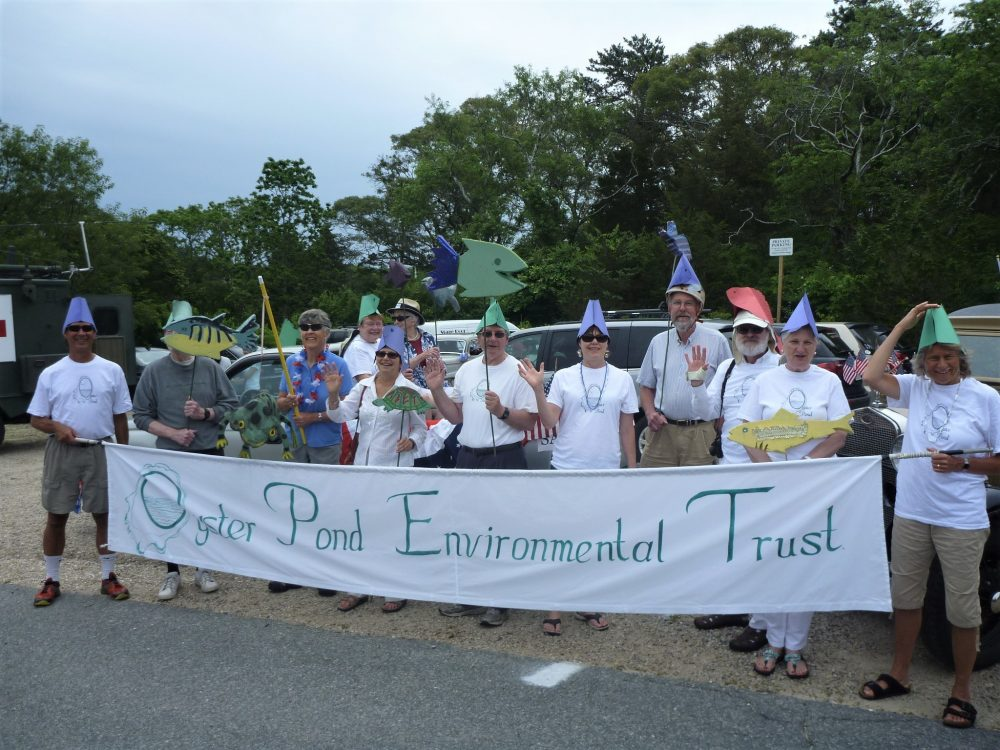 OPET members at Quissett 4th of July parade