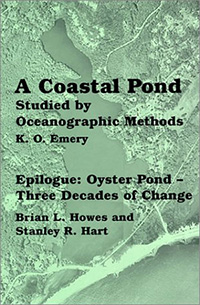 A Coastal Pond by K.O. Emery