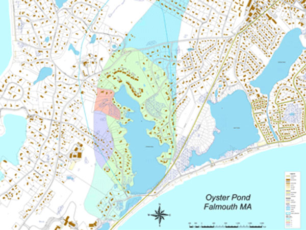 Oyster Pond Watershed