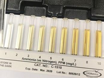 instrument measuring nitrogen